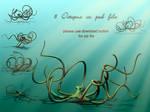 Octopus psd file by Drezdany-stocks