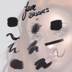 JuneBrushes