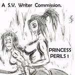 Princess Perils #1 (Commission, Unbirth) by SV-Writer