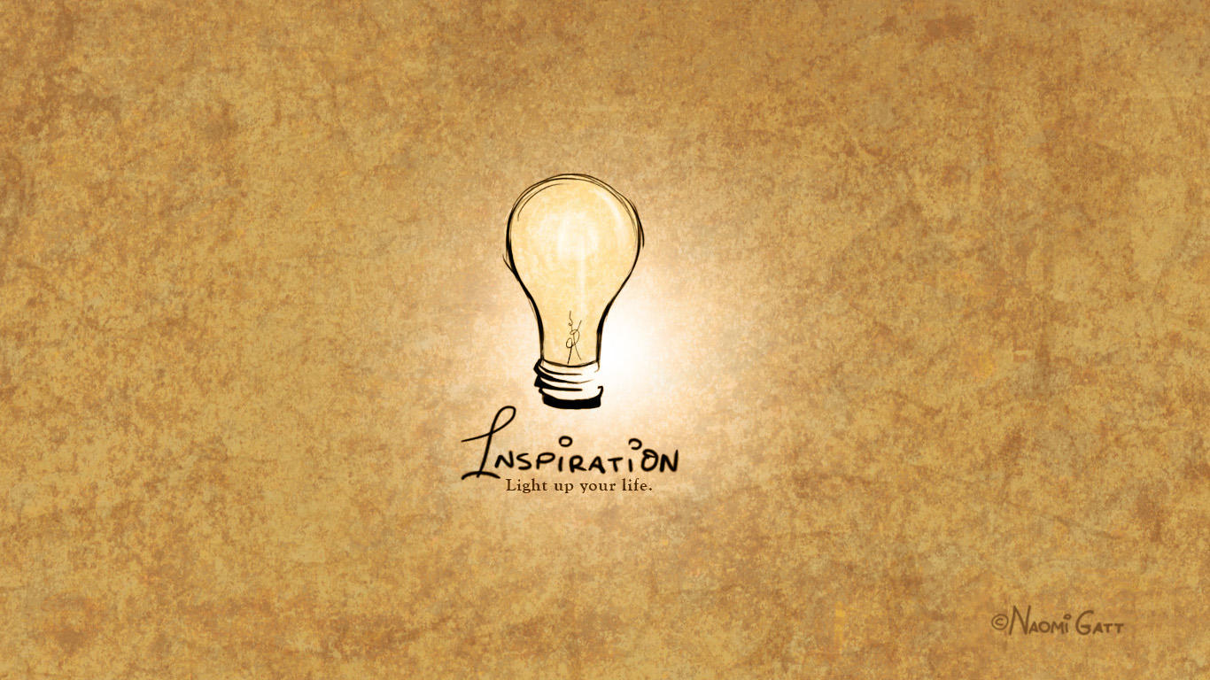 Inspiration Wallpaper by Naomi89