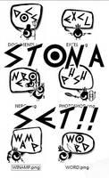 Patapon Dock Set II by Stona2