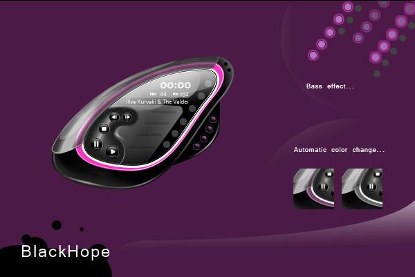 BlackHope by darknez