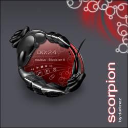 Scorpion xion by darknez