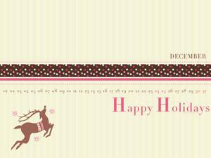 Holiday 2009 Wallpaper