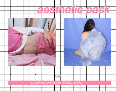 aesthetic pack
