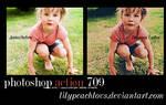 Action 709 lilypeachlovs