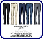 Boy Pants P1 (lulirine+sims4)