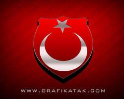 3d psd logo by atak06