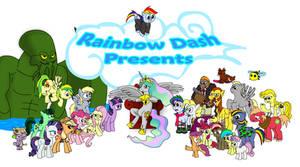 Rainbow Dash Presents by MuriShadow