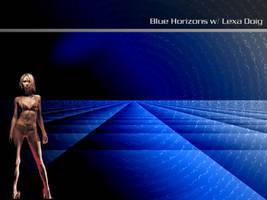 Blue Horizons w-Lexa Doig