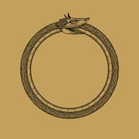 Ouroboros (animation) by nilwilnil