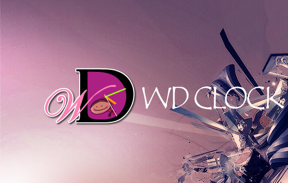 wd clock by anoop-pc