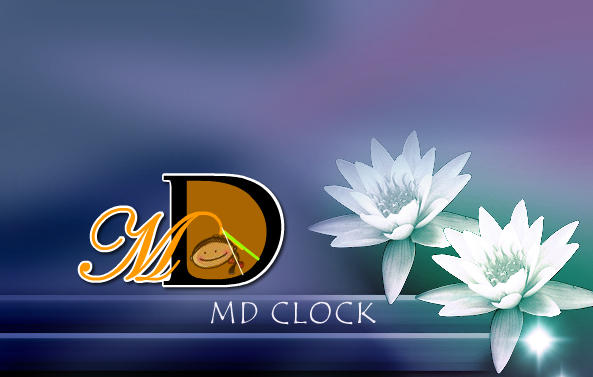 md clock by anoop-pc