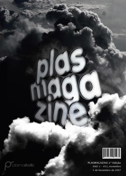 Plasmagazine - Novembro 07 by plasma-studio
