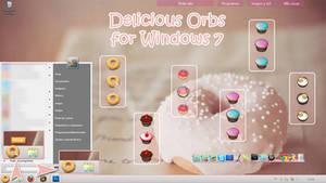 Delicious orbs