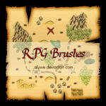 RPG Photoshop Brushes
