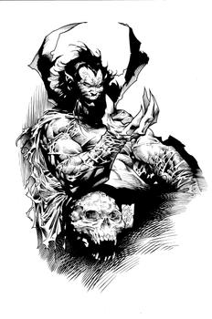 Silvestri Mephisto inks