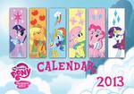 MLP Calendar for 2013