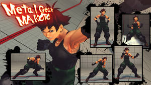 metal gear Makoto