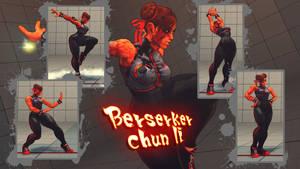 Berserker Chun li