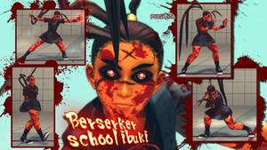 berserker school ibuki