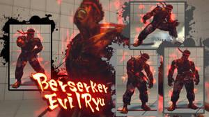 Berserker Evil Ryu