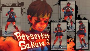berserker Sakura 3
