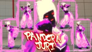 pandora JURI