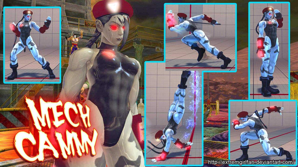 Usf4 Pc Custom Skin Thread Ultra Street Fighter Iv Shoryuken