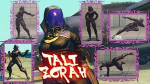 Super street fighter 4 PC - TALI ZORAH