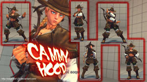 Cammy Hood Complete Pack  (STEAM 2014)