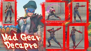 Ultra street fighter 4 PC - Mad Gear Decapre