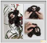 Pose-able Earth Mini Sloth