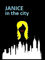 Janice in the City by sgrildrig