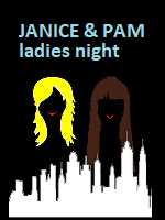Janice and Pam - Ladies Night by sgrildrig