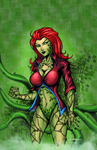 poison ivy COLORS
