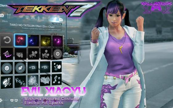 Evil Xiaoyu (Mishima Cosplay) (Tekken 7 Mods)