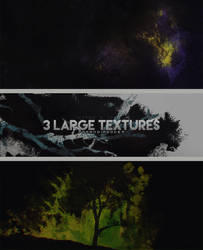 3 Large Textures