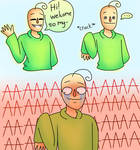 Baldis hand animation
