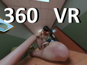 Hallway - 360 VR Panorama by Flagg3D