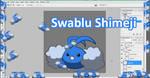 Shimeji Swablu