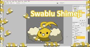 Shimeji Shiny Swablu