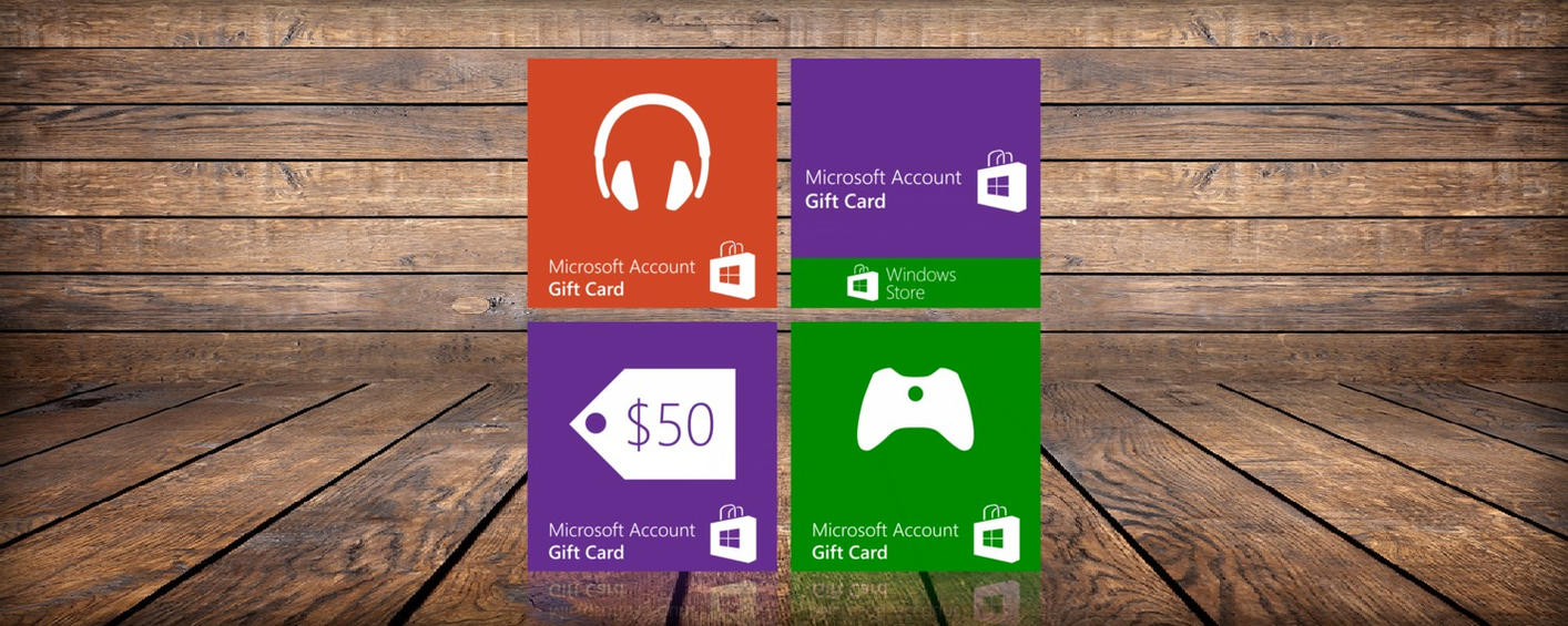 microsoft account gift card online product cover by adijayanto on