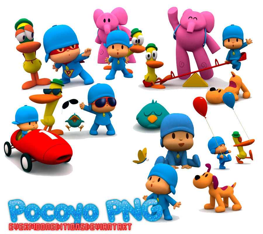 pocoyo wallpaper. Pocoyo PNG by