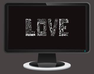 LOVE by IHaveSeenTheRain