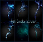 Real smoke textures pack