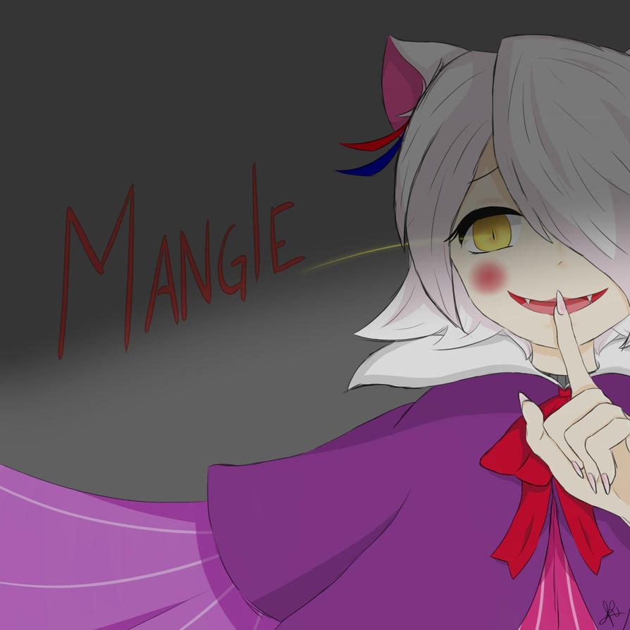 Little game male mangle x reader by bloodysakurakiller on