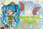 Shimeji Matryoshka