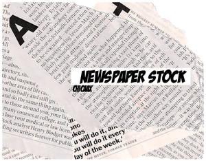 Newspaper Stock