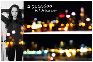 Bokeh Textures 2 by chicaax
